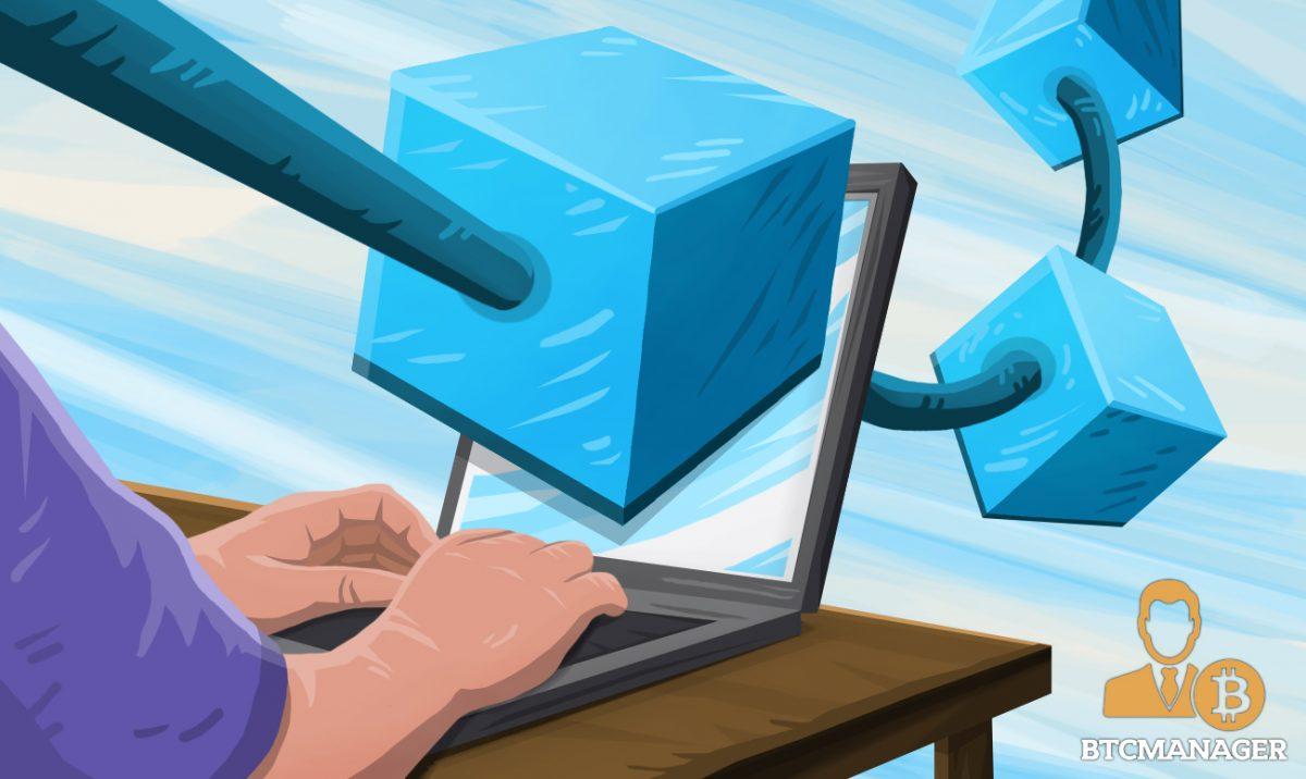 Blockchain macht den Inhalt plausibel